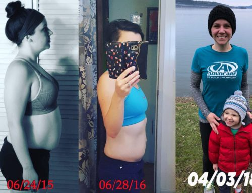 This Week's Featured Runner: Amber!