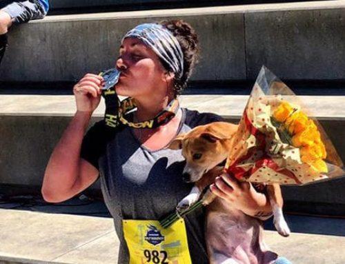 THIS WEEK'S FEATURED RUNNER: SARA!