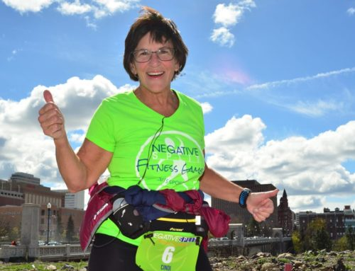 This Week's Featured Runner: Cindi!