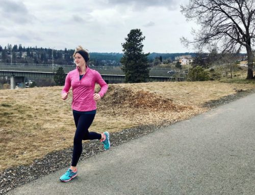 This Week's Featured Runner: Lauren!
