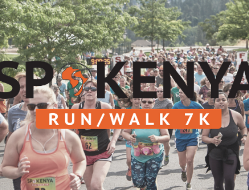 Spokenya 7k Run/Walk